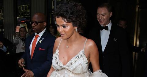 Selena gomez met gala fashion don't response main