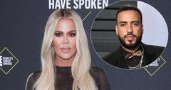 Khloe Kardashian On Red Carpet French Montana Inset