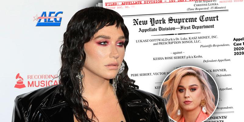 : [Ke$ha] Slammed By [Dr. Luke] In Court After Claiming He Raped Her And [Katy Perry]