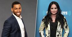 Demi Lovato & Mike Johnson