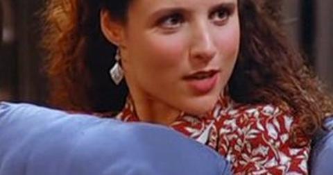 Elaine pregnant seinfeld