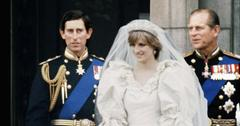 Prince Charles Felt Dad Prince Philip Pushed Him To Marry Princess Diana