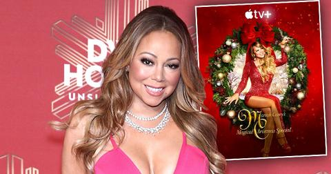 Mariah Carey, Ariana Grande And JHud Team Up For Christmas Special