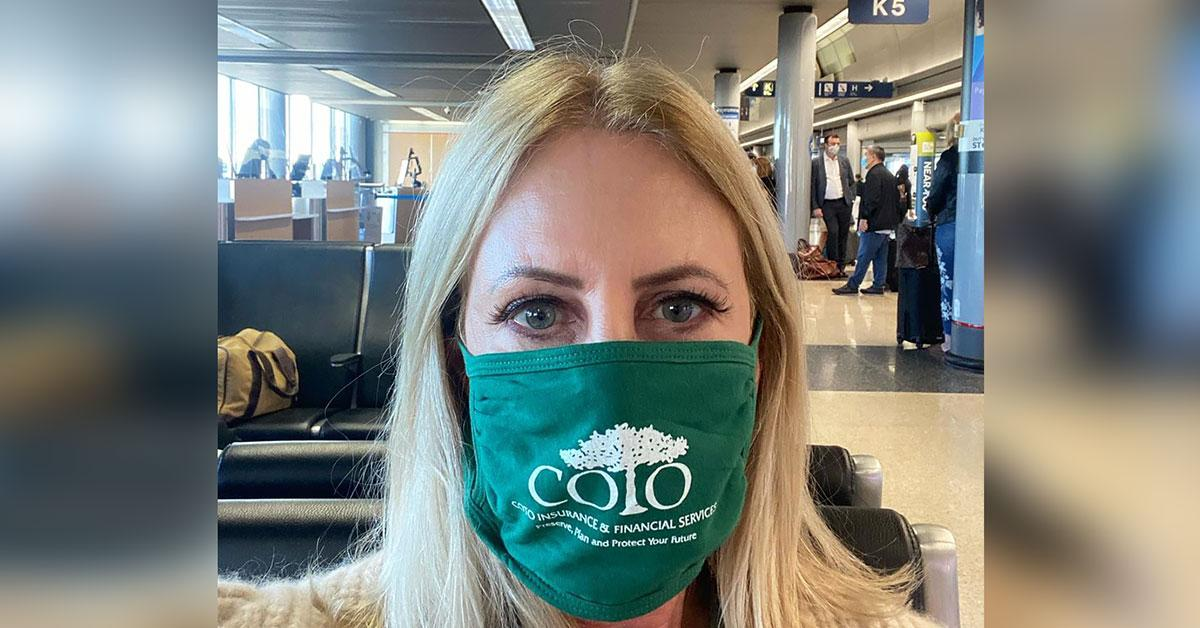 rhoc vicki gunvalson posts masked selfie insisting everyone who got covid  vaccine is going to die ok
