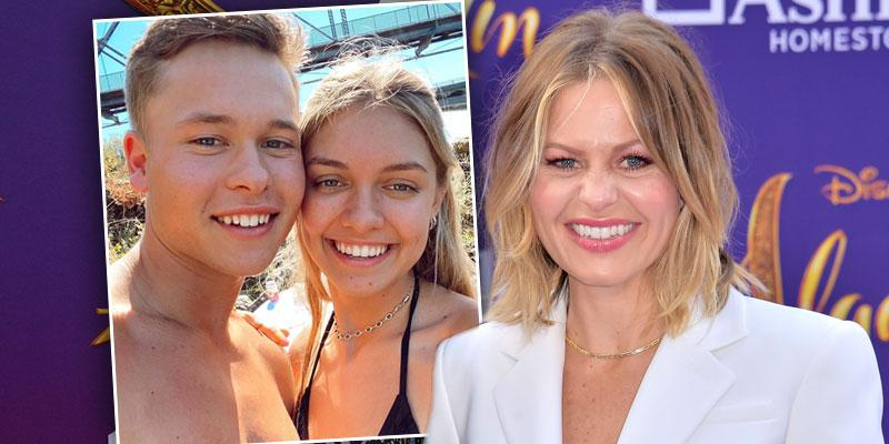 Candace Cameron Bure's 20-Year-Old Son Lev Bure Is Engaged