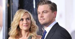 Kate Winslet Leonardo DiCaprio Very Close Long
