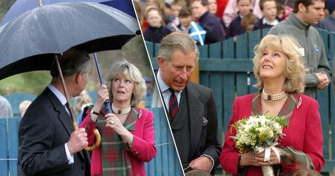 Camilla's Honeymoon Turned Into A Hell With Memories Of Princess Diana