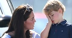 Prince george doesnt want to play with princess charlotte