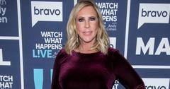 Vicki Gunvalson Red Carpet 'RHOC' Demotion
