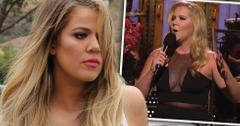 Khloe kardashian amy schumer feud fight snl 04