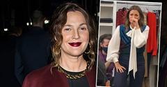 [Drew Barrymore] Has Epic Meltdown Ahead Of Talk Show Launch