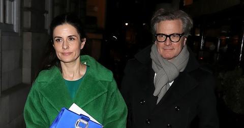 Colin firth wife livia giuggioli affair with stalker
