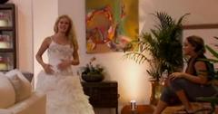 Marriage boot camp heidi montag wedding dress