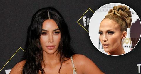 Jennifer Lopez Helps Kim Kardashian Study For Legal Exams