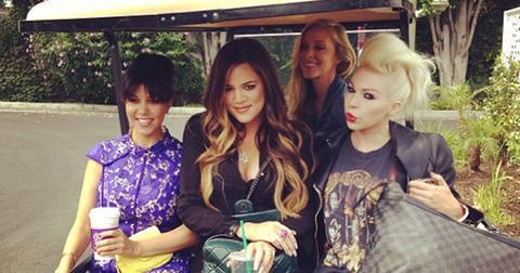 Khloe Kardashian Instagram