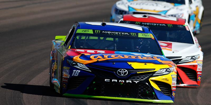 Monster Energy NASCAR Cup Series Can Am 500