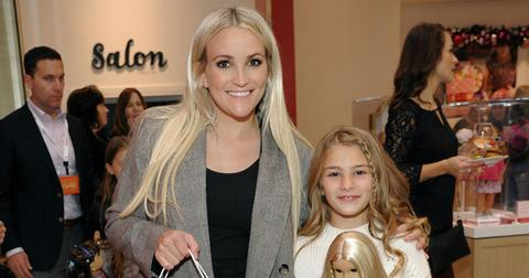 Jamie Lynn Spears Daughter Maddie Double Dare ATV Accident PP