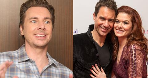 Dax Shepard Will and Grace