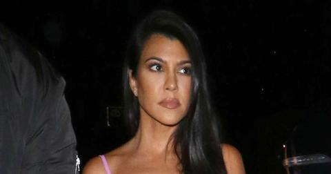 //Kourtney Kardashian Stepping Away KUWTK PP