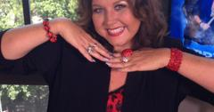 Abby Lee Miller, star of Abby's Studio Rescue