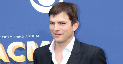ashton kutcher sad past pp