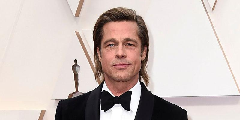 //Brad Pitt Stepping Away From Hollywood PP