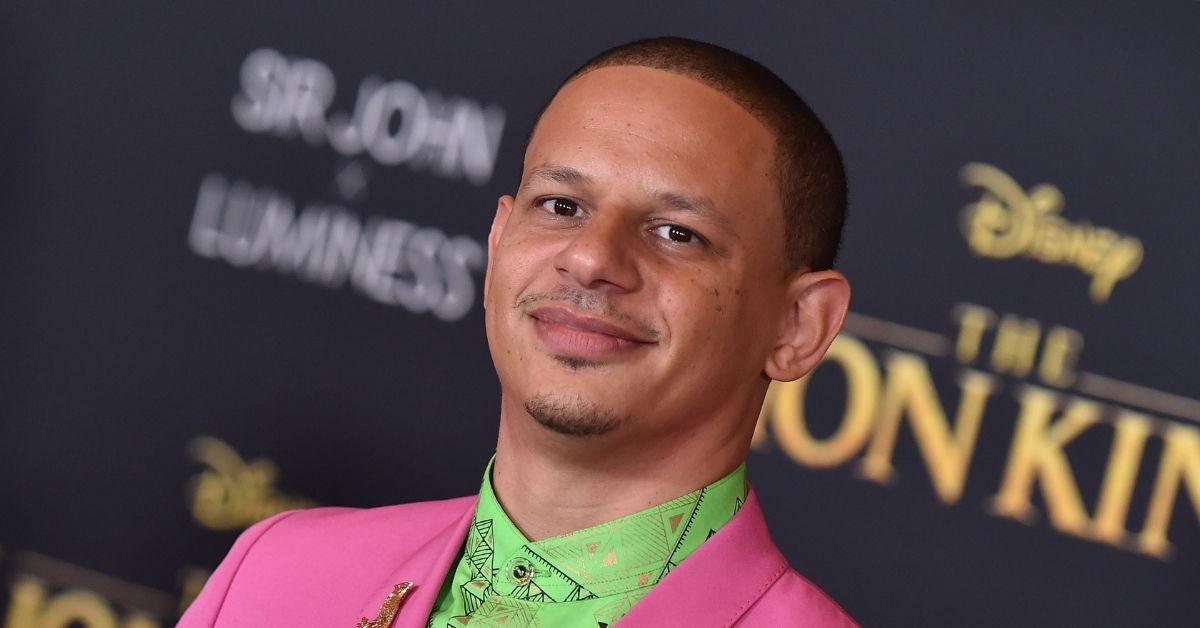 eric andre racially profiled drug search airport police