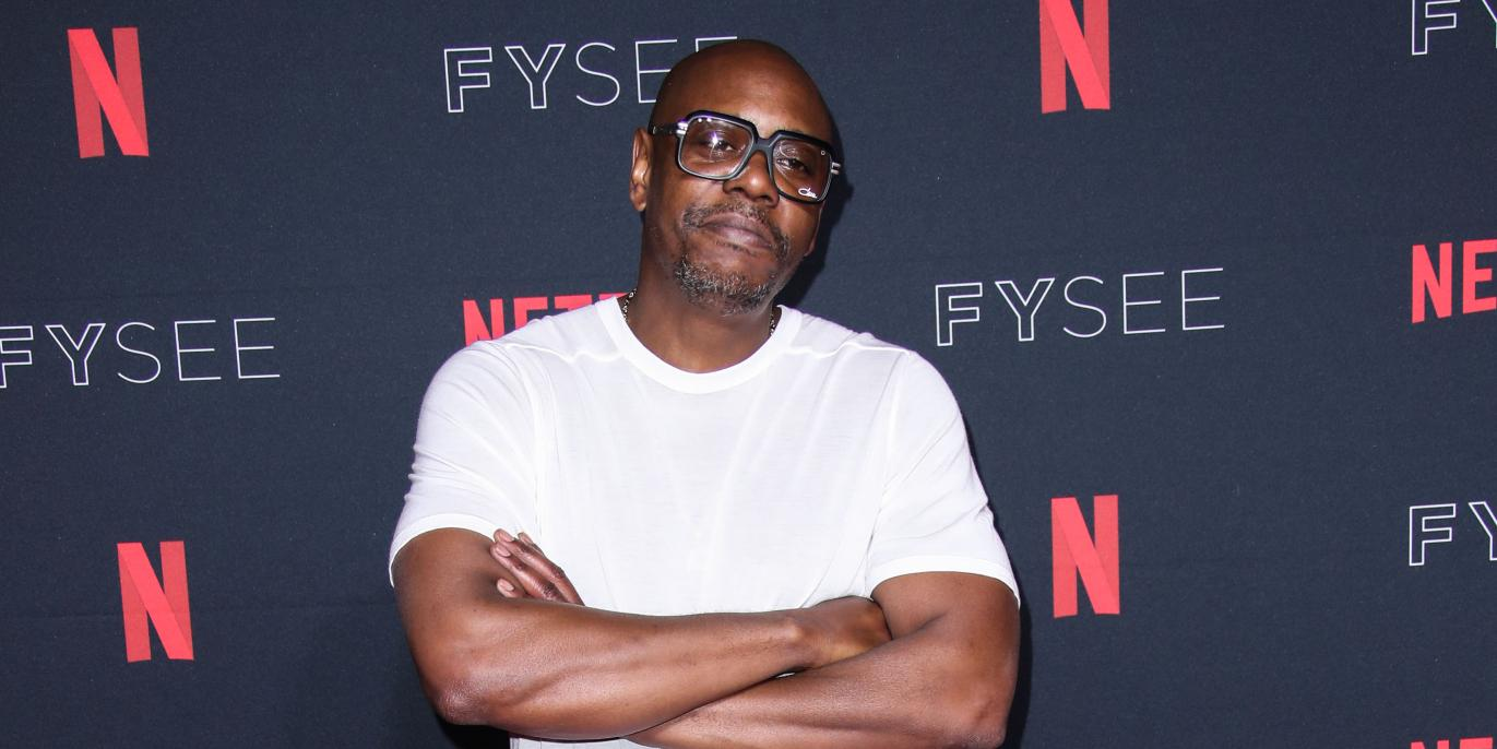 Dave Chappelle at the Netflix FYSee Kick Off Party 2018