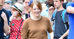Emma stone cant stop laughing billy on the street main