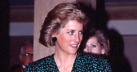 Diana, Princess of Wales Circa 1985-1989