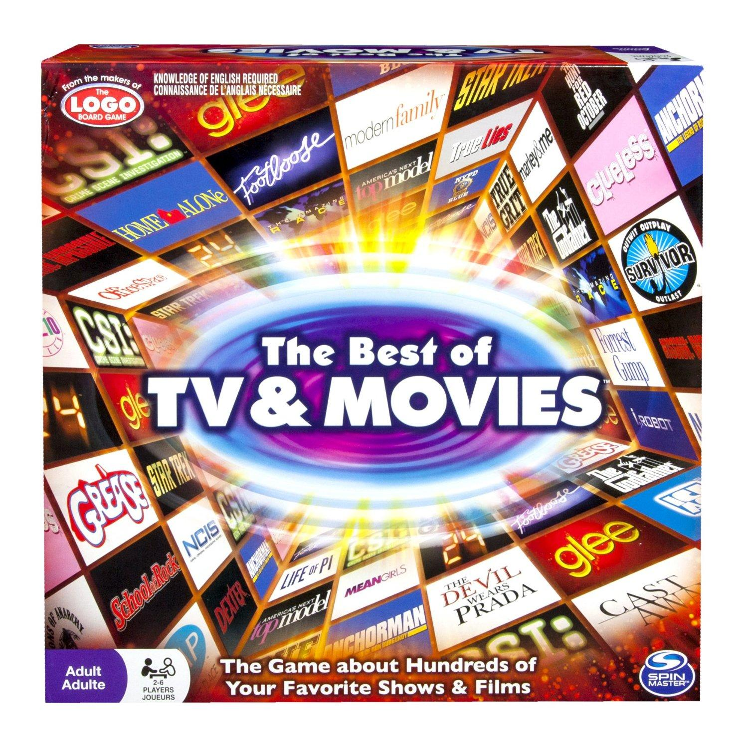 Best of TV and Movies Game