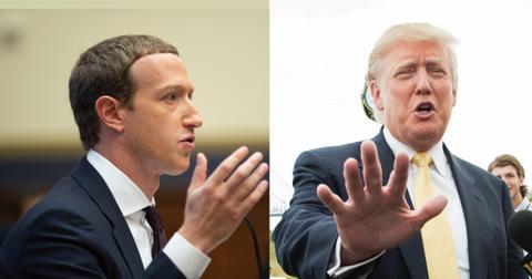 zuckerberg trump fb ban pp