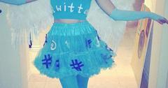 Lucy hale twitter bird halloween costume
