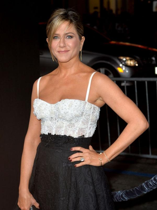 Jennifer anniston pp