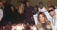 Khloe kardashian french montana birthday