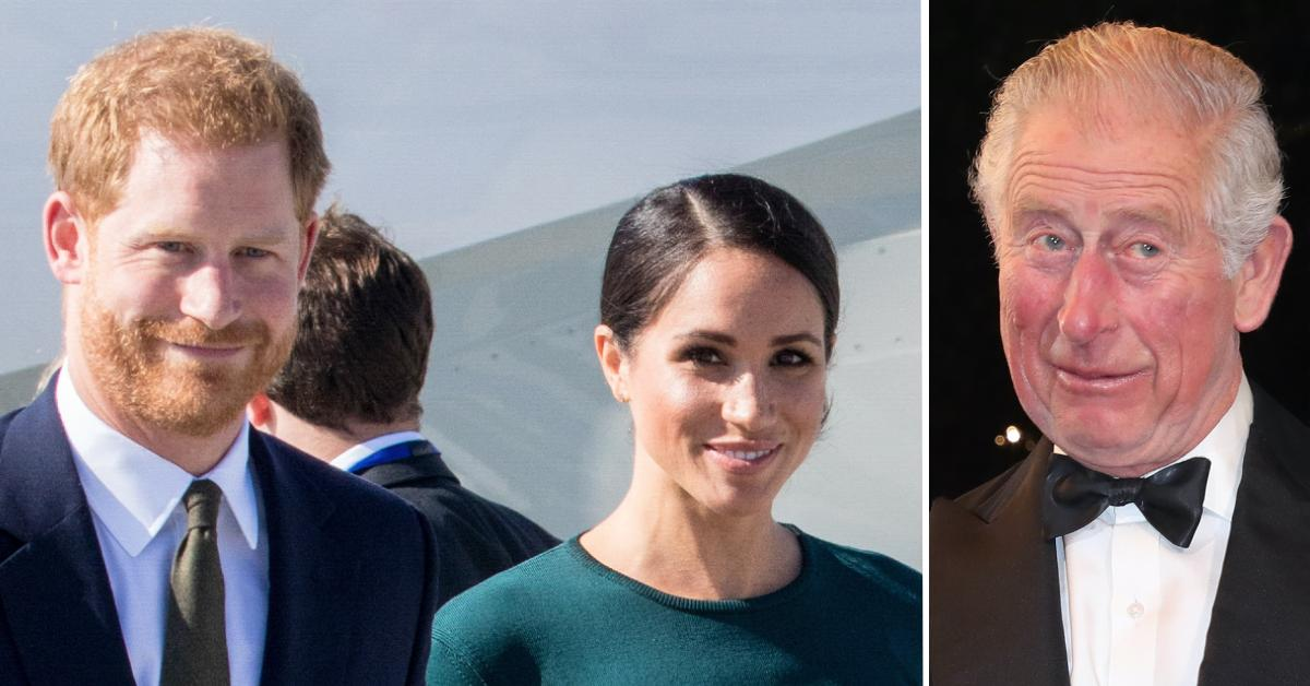 Meghan Markle & Prince Harry's Devout Following Blast 'Pathetic' Prince Charles After He Announces New Climate Crisis Initiative