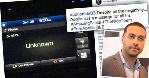 Apollo Nida Prison Messages Secret Leaked