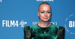 the walking dead samantha morton hospitalized wear a mask