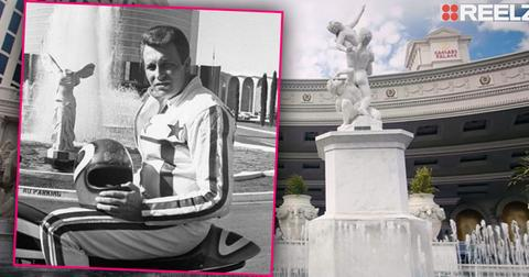 Hotel Owner Helped Evel Knievel Motorcycle Stunt