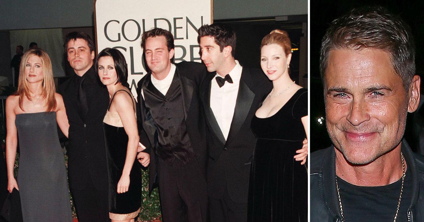 'Friends' Reunion Has Been Partially Shot