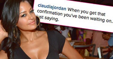 Claudia jordan returning rhoa mid season 8