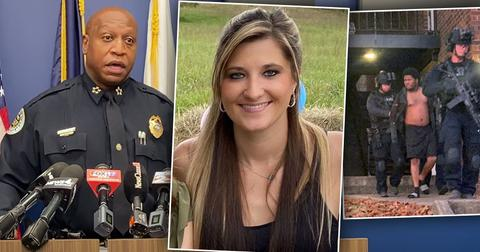 Caitlyn Kaufman suspect arrested by Metro Nashville Police