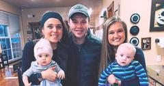 Jinger Duggar Daughter Felicity Visit Arkansas Baby Garrett Pics PP