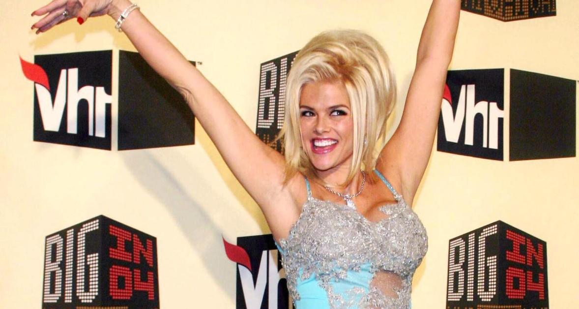 Late Model Anna Nicole Smith Was 'A Whole Other Person' When The Camera Left, Friend Claims