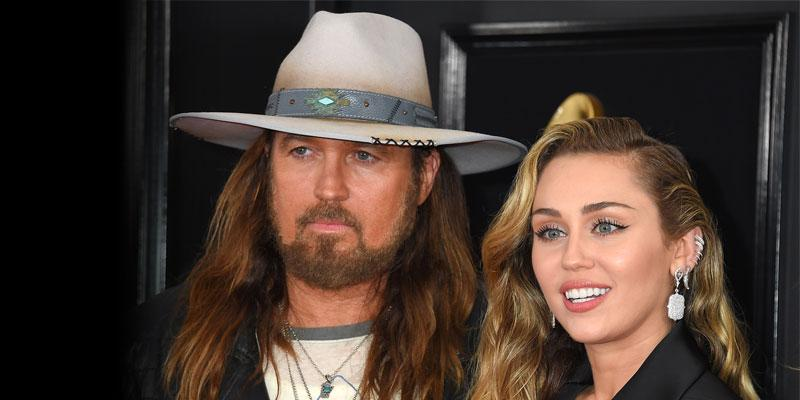 Miley Cyrus Billy Ray
