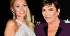 paris hilton kris jenner glam app launch