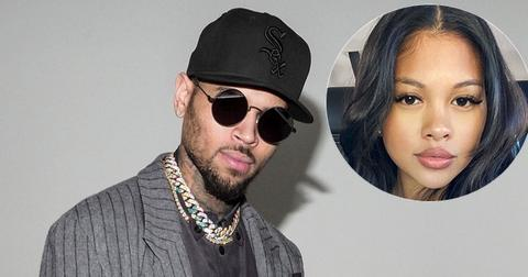 Chris Brown At Event Ammika Harris Inset