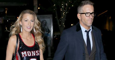 Blake Lively Ryan Reynolds Date Night Seven Outfits NYC