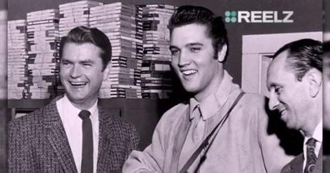 Elvis presley life new show ok long