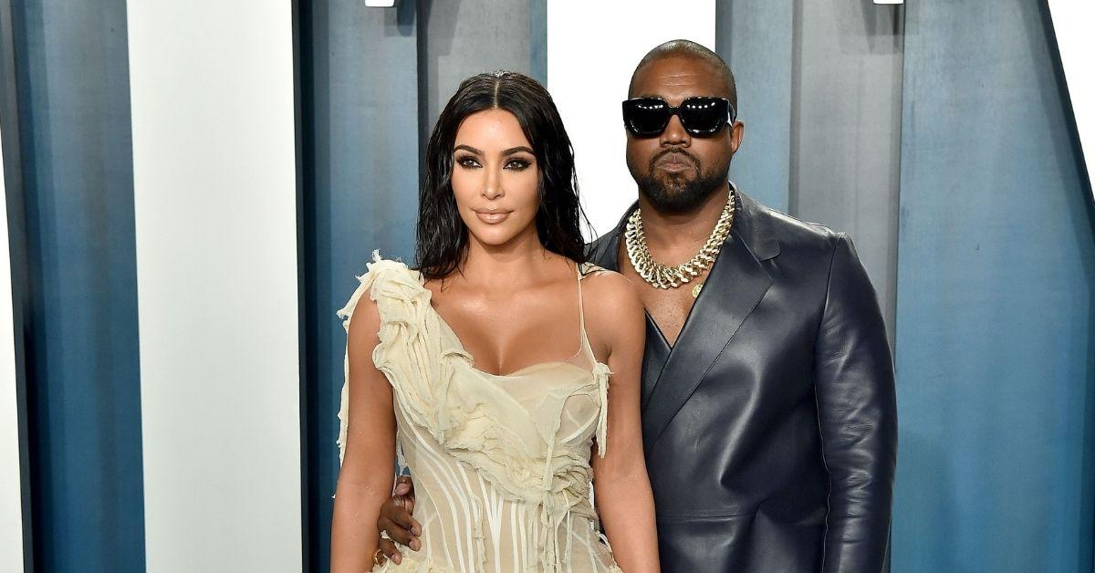 kanye west annoyed kim kardashian initiated divorce